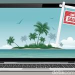Pemerintah Telusuri Penjual Pulau Indonesia di Situs Online