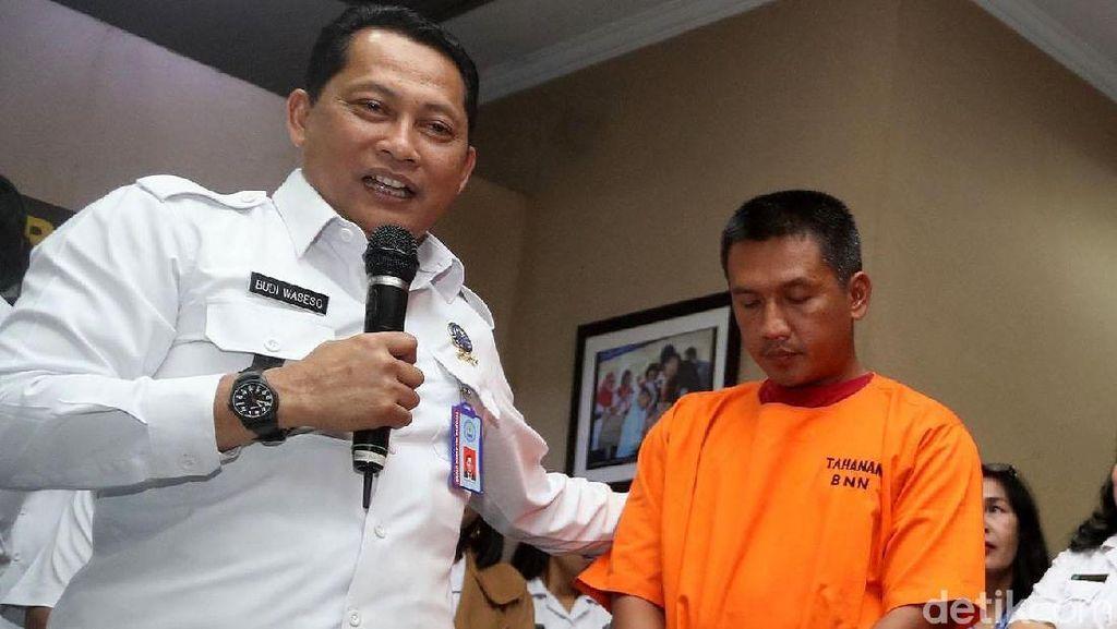 Ini Dia Karutan Purworejo yang Ditangkap BNN