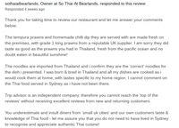 Komentar Chef Resto Thailand Ini Menohok Saat Tamu Kritik Hidangannya