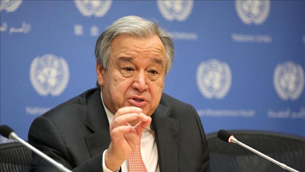 Korut Tuding Sekjen PBB Jadi Antek AS