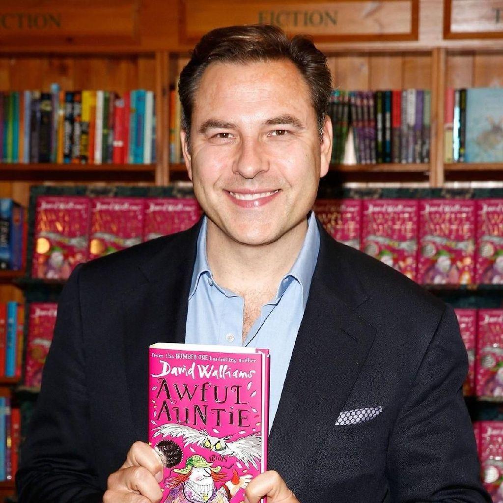 David Walliams Geser J.K Rowling Jadi Penulis Buku Anak Terkaya