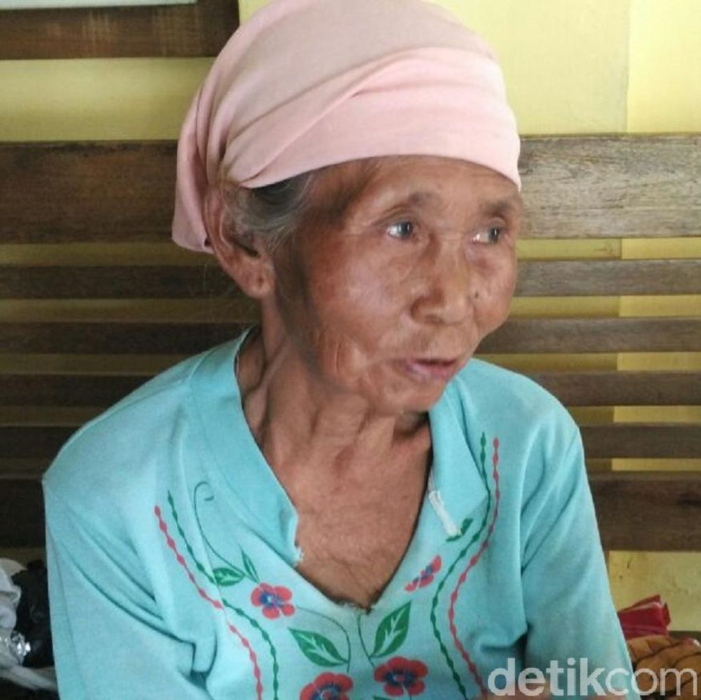 Pengakuan Nenek Sumilah yang Terlantar di Bantul