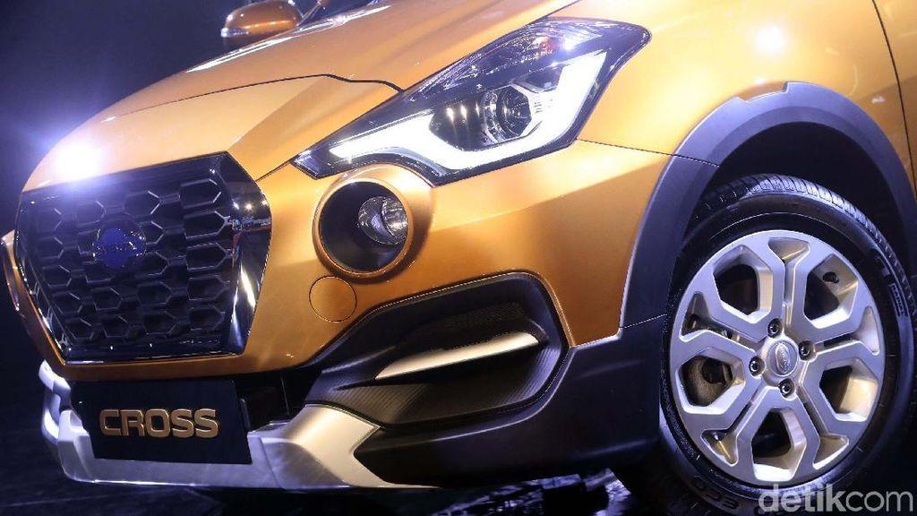 Mengenal Datsun CROSS, Lebih Canggih dari GO Panca dan GO+ Panca