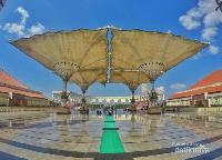 Ada Ayunan Langit hingga Masjid Berarsitektur Keren di Semarang