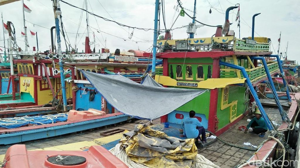 KKP: Larangan Tangkap Ikan Pakai Cantrang Tetap Berlaku