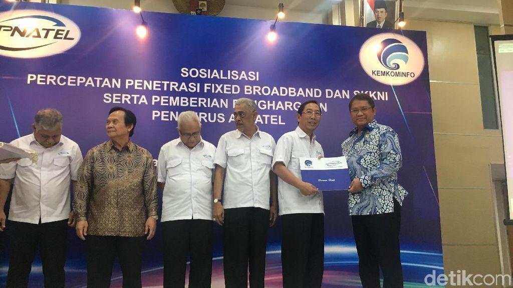 Ambisi Menteri Rudiantara Cerdaskan Bangsa Lewat Internet