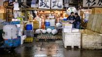 Menariknya Suasana di Pasar Ikan Tsukiji dan Aksi Arsy Hermansyah Saat Makan