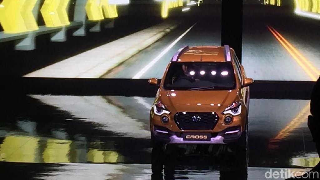 Debut Global di Jakarta, Datsun Cross Dijual Mulai Rp 163 Juta