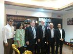 Pimpinan DPR Agus Hermanto Terima Kunjungan Tim Peneliti New Zealand