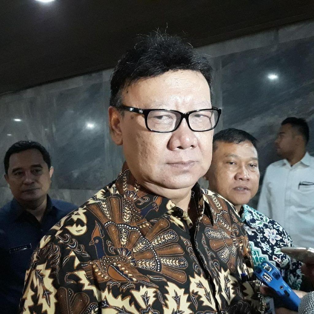 Mendagri: 2 Kabupaten Belum Penuhi Anggaran Keamanan Pilkada