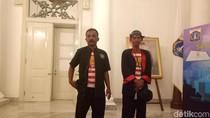 Warga Ponorogo yang Jalan Kaki ke Jakarta Bertemu Anies