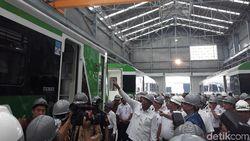 INKA Garap Proyek Kereta LRT Jabodebek Rp 3,9 Triliun