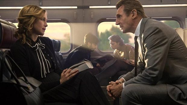 'The Commuter': Liam Neeson Sang Penyelamat