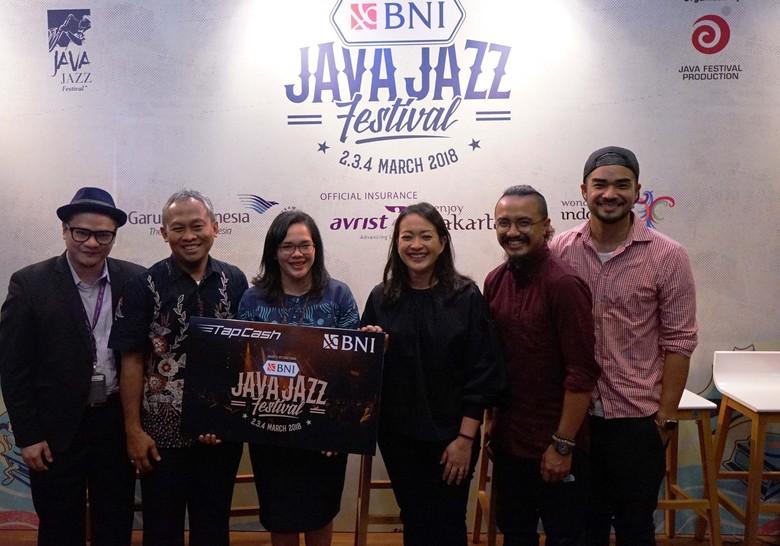 Java Jazz 2018 Kurangi Jumlah Panggung, Kenapa?