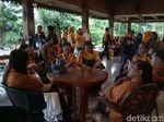 Hanura Kubu Ambhara Temui Wiranto di Hotel Sultan