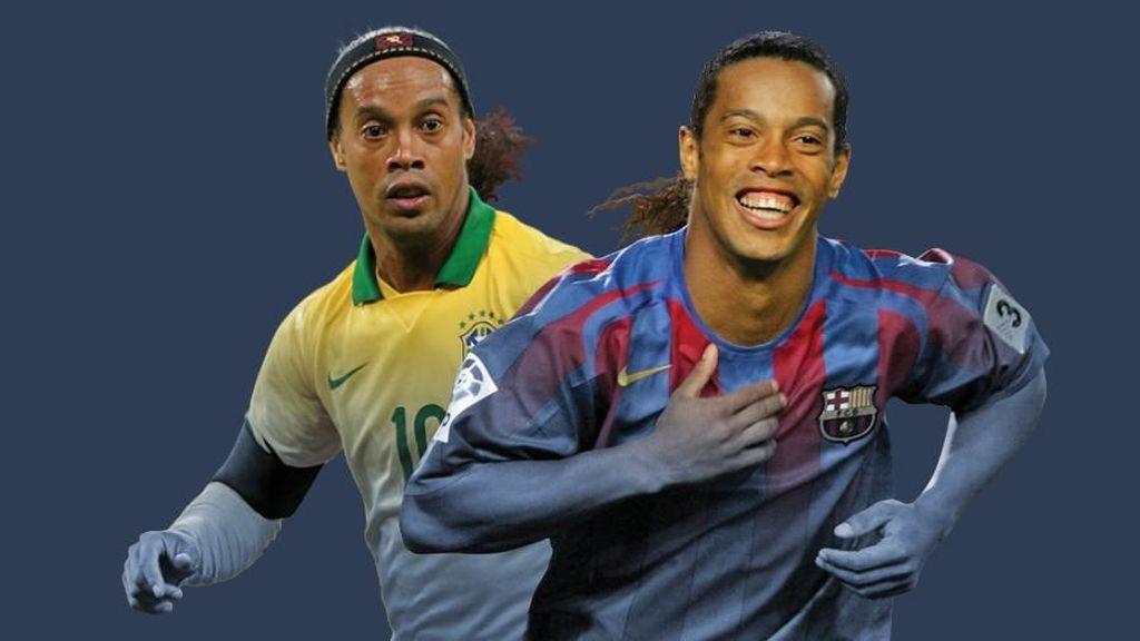 Tchau, Ronaldinho
