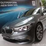 BMW Seri 5 Terbaru 2018 Naik Rp 20 Juta