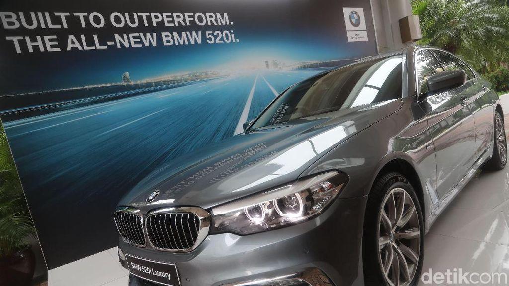 Dibuat Lokal, BMW Pastikan 520i Kualitasnya Sama dengan Buatan Jerman