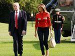 Disuruh Dokter Untuk Berolahraga Rutin, Ini Kata Trump