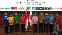 Bertemu Utusan PM Jepang, Idrus Kenalkan Diri sebagai Mensos Baru