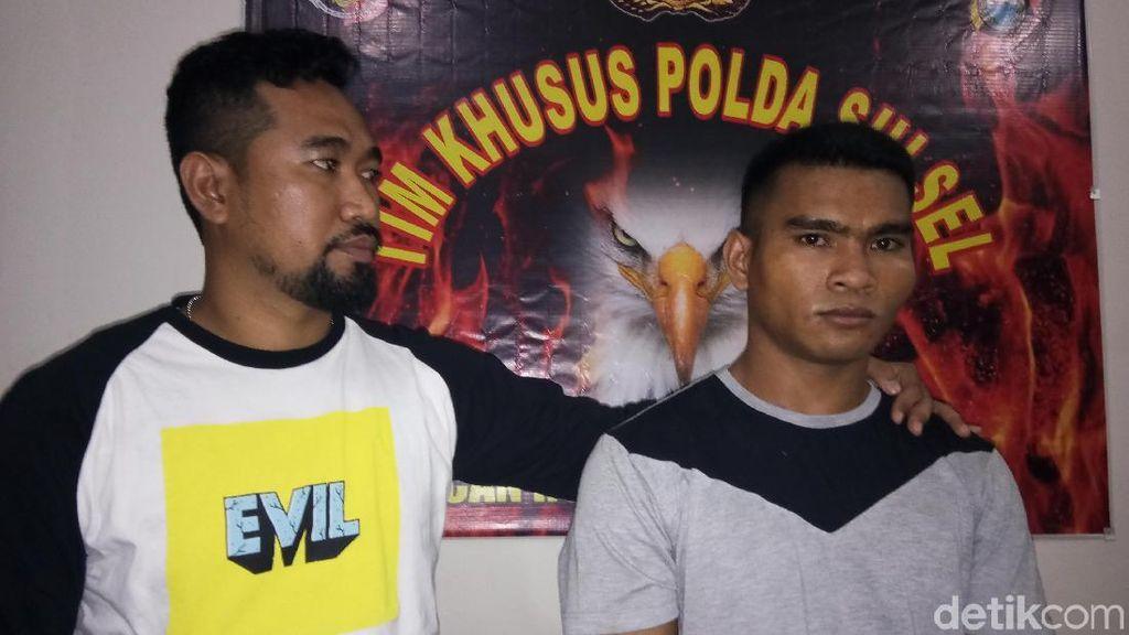 Hina Polisi di Medsos, Taruna Pelayaran di Sulsel Ditangkap