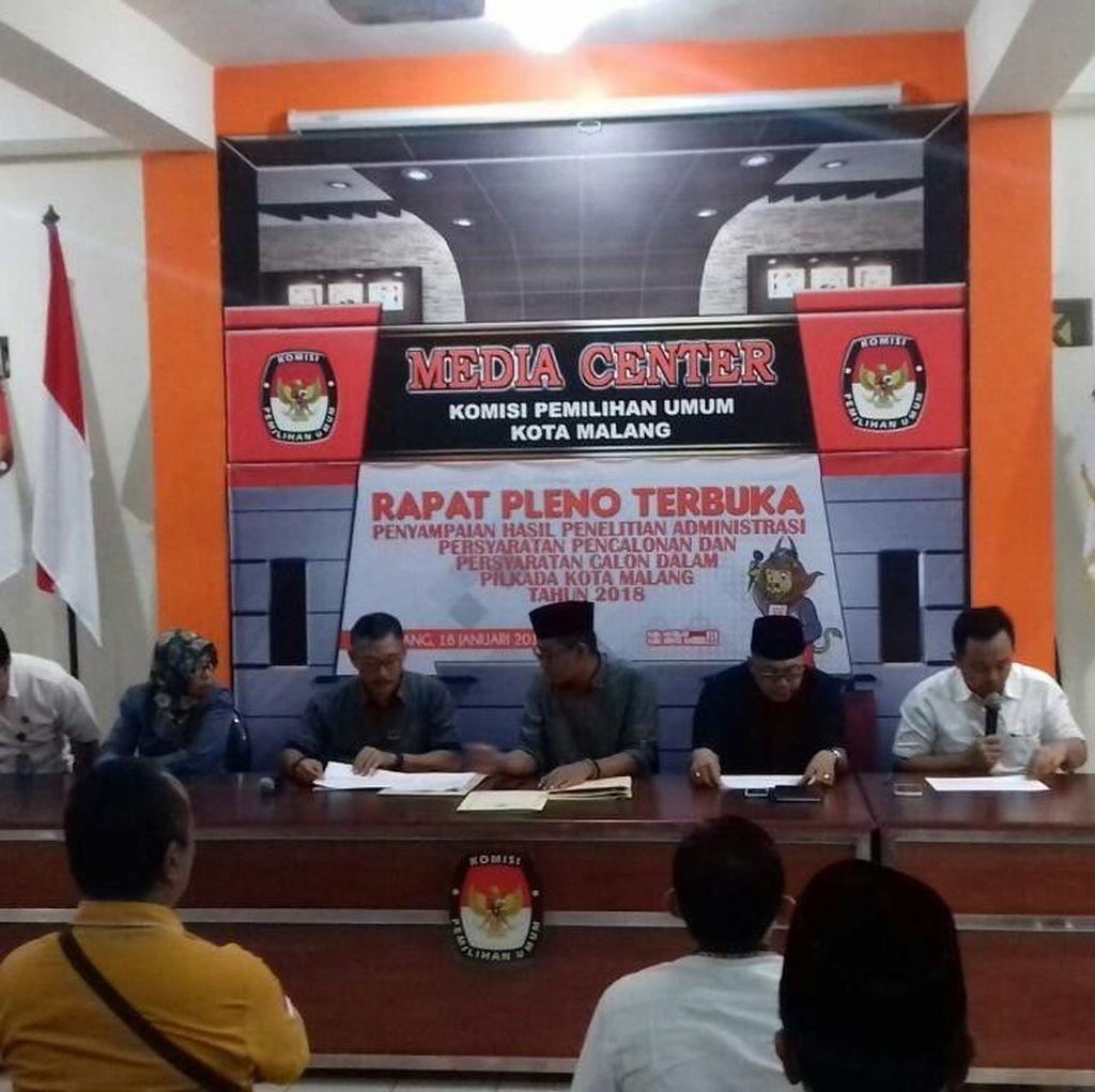 Mayoritas Paslon Pilwali Malang Belum Setor LHKPN