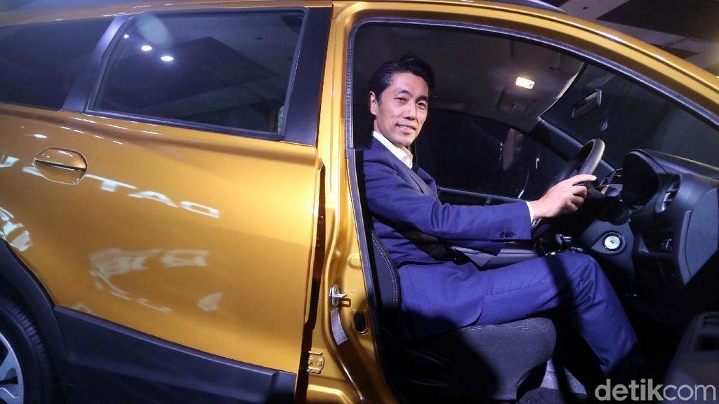 Datsun CROSS Didesain, Dikembangkan, dan Diproduksi di Indonesia