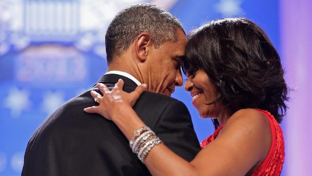 Hadiah Romantis Barack Obama untuk Michelle yang Ultah ke-54