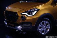 Datsun Cross Didesain untuk Orang Indonesia