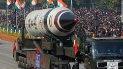 India Sukses Uji Coba Rudal Antarbenua yang Mampu Jangkau China