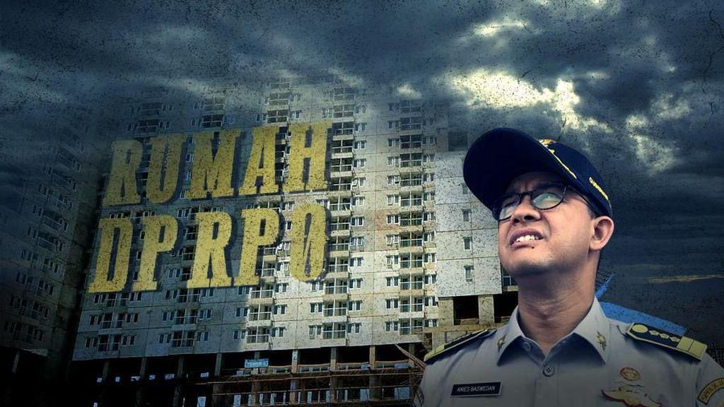 Program DP Rp 0 Dinilai Belum Cukup Penuhi Kebutuhan Rumah di DKI