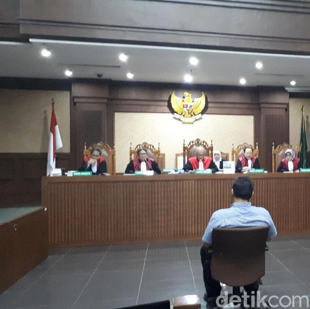 Hakim Tak Kabulkan Permohonan JC Penyuap Eks Dirjen Hubla