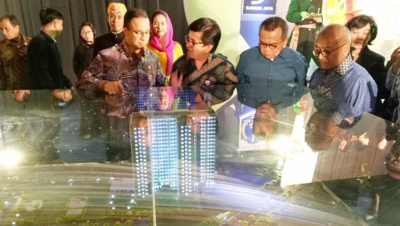 Ini Bedanya Rumah DP 0 Rupiah Anies dan 1% Punya Jokowi