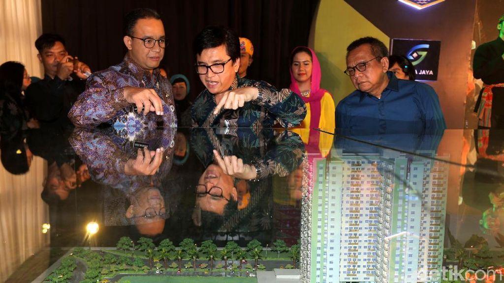 Target Anies: Sediakan 300.000 Unit Rumah DP Rp 0 Dalam 5 Tahun