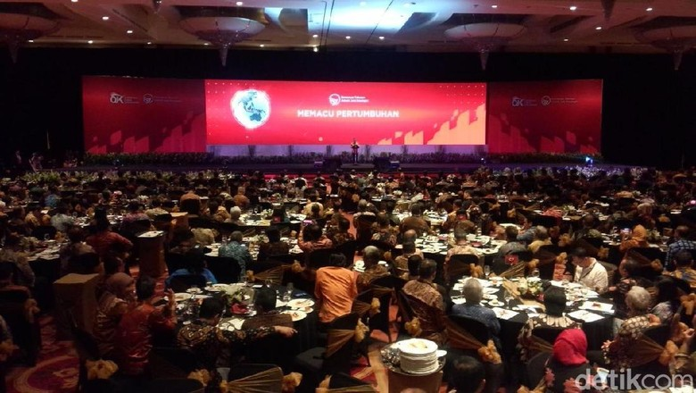 Teguran Jokowi ke Bank Nasional:  Keasyikan Kumpulkan Tabungan