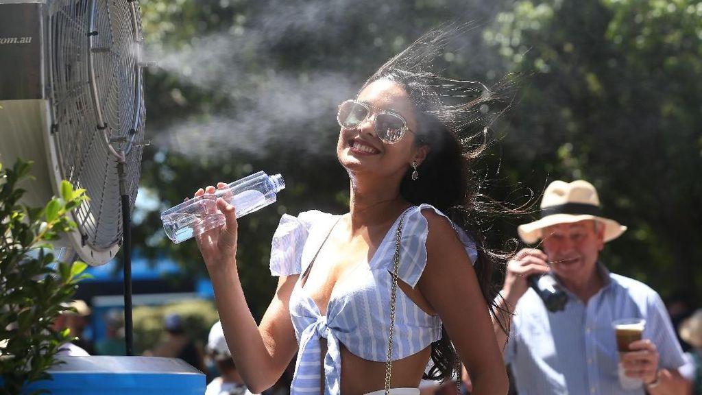 Australia Terbuka yang Hot Hot Hot!