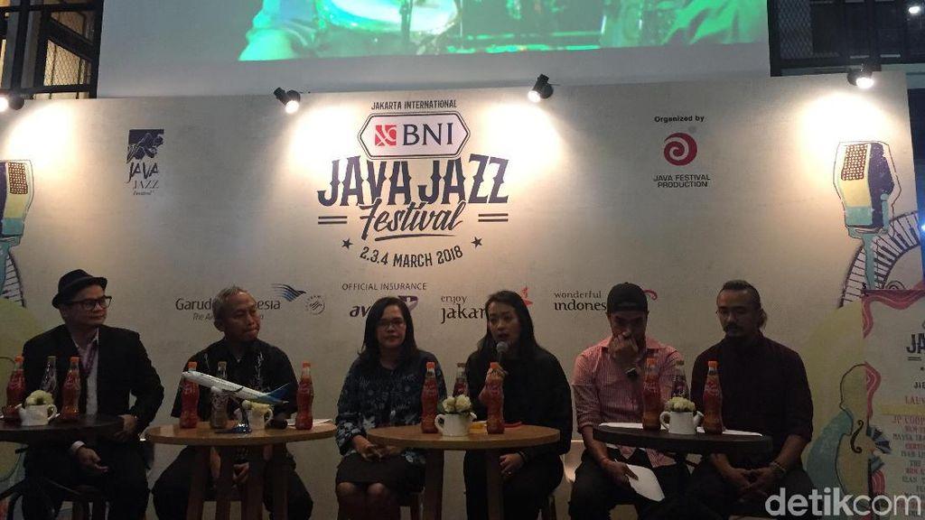 Java Jazz 2018 Tambahkan Nama Penampil, Goo Goo Dolls Salah Satunya