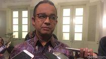 Kunjungi Pegawai MRT, Anies Nostalgia Berkantor di Wisma Nusantara
