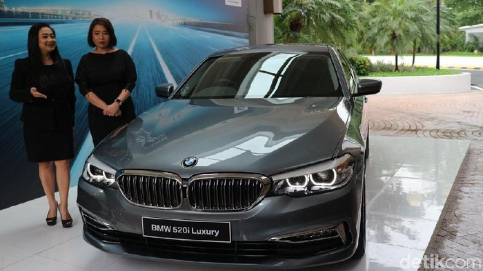 BMW Tambah Varian Seri 5 Made In Indonesia