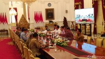 Jokowi, Menteri dan Aher Rapat Soal UIII, Singgung Rumah Cimanggis?