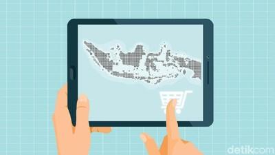 Menguak Fakta Pulau RI Dijual Online