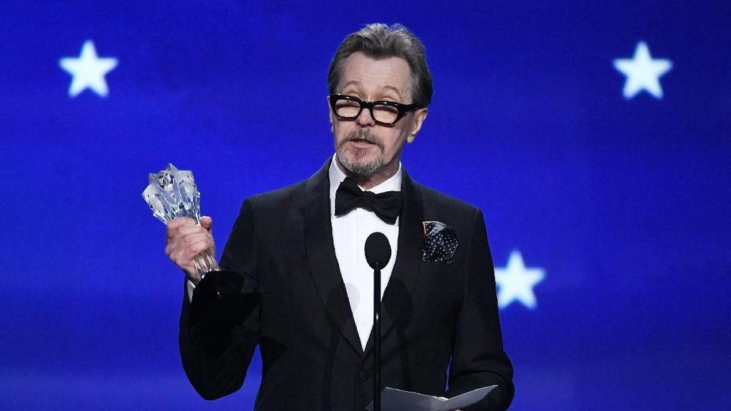 400 Batang Cerutu yang Bawa Gary Oldman Diunggulkan di Oscar