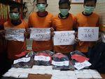 3 Penumpang Pesawat Tertangkap Selundupkan 2 Kg Sabu di Sepatu