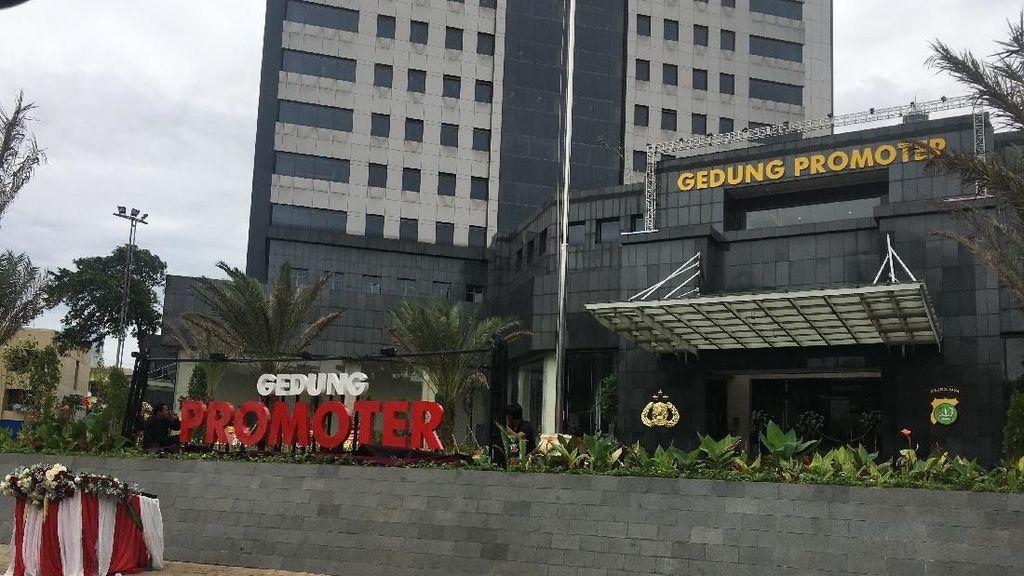 13 Tahun Dibangun, Gedung Promoter Polda Metro Telan Dana Rp 498 M