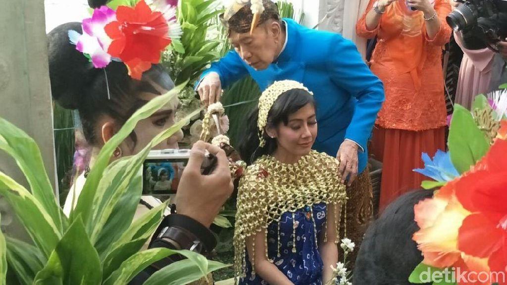 Jelang Pernikahanya Ardina Rasti Tidak Enak Badan