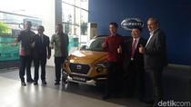 Nissan-Datsun Buka Diler Berkonsep Baru, Datsun Cross Dipajang