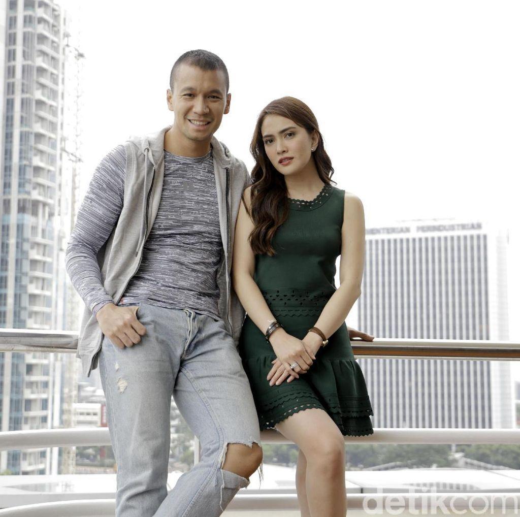 Balikan dengan Samuel Rizal setelah 12 Tahun, Shandy Aulia Tak Kesulitan