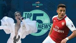 Tiket Mahal Konser Celine Dion Sold Out, Sanchez Berlabuh Ke Mana?