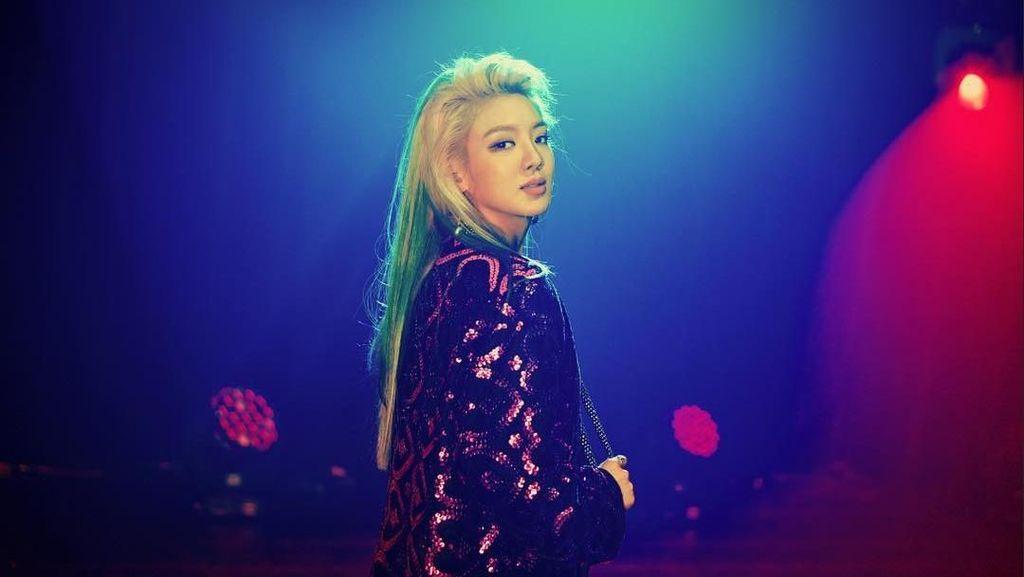 Annyeong! Hyoyeon SNSD Ajak Peduli Orang Utan