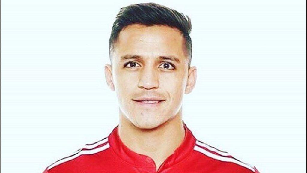 Alexis Sanchez Follow Instagram Manchester United